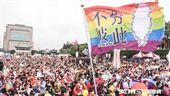 同性戀,同志,婚姻平權,民法,反同,讓生命不再逝去,為婚姻平權站出來音樂會 圖/記者林敬旻攝