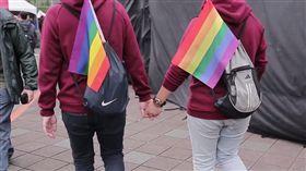 同志,同性戀,多元成家,同性婚姻,凱道音樂會,空拍/臉書