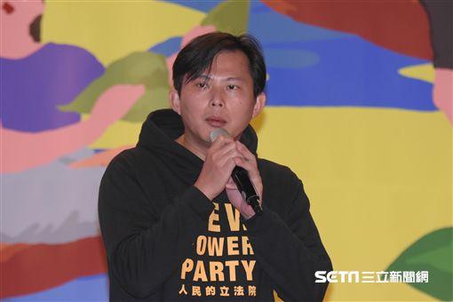 時代力量執行黨主席黃國昌 圖/記者林敬旻攝