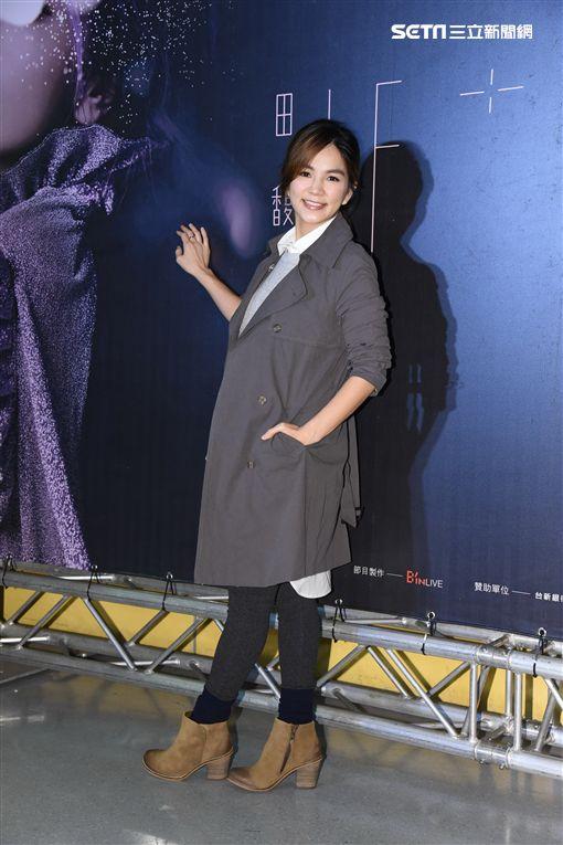 田馥甄如果PLUS演唱會台北最終場開唱,笑稱佈道大會給予歌迷愛的心靈雞湯