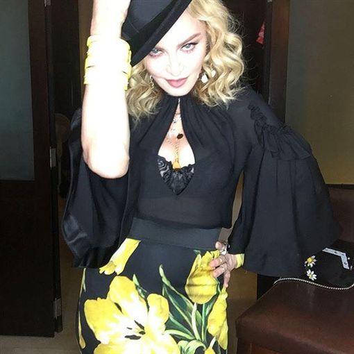 瑪丹娜,Madonna,圖/臉書
