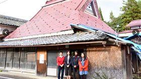 日本,以物易物,交換,巧克力,房子,雜誌。圖/朝日新聞