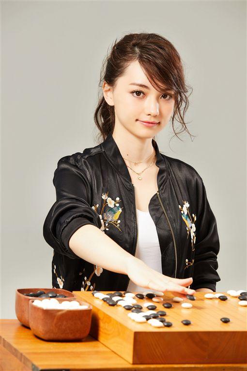 「棋界第一美女」黑嘉嘉加盟種子音樂 圖/種子音樂提供