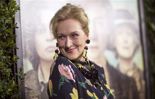 梅莉史翠普,Meryl Streep,(圖/路透社/達志影像)