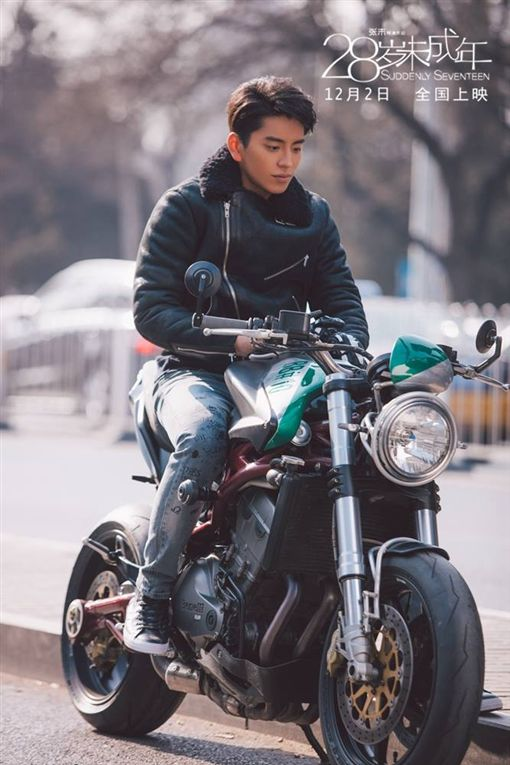 《28歲未成年》霍建華、王大陸 圖/翻攝自微博