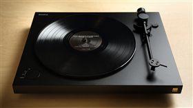 Sony黑膠唱機 黑膠唱片 索尼提供