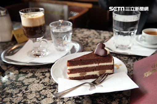 維也納咖啡廳。黑山咖啡廳。(圖/記者簡佑庭攝)