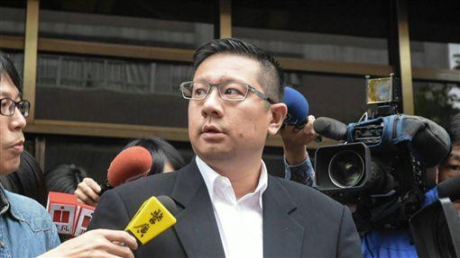 復興航空董事長林明昇遭北檢傳喚(圖/記者林敬旻攝影)