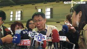 台北市長柯文哲 盧冠妃攝