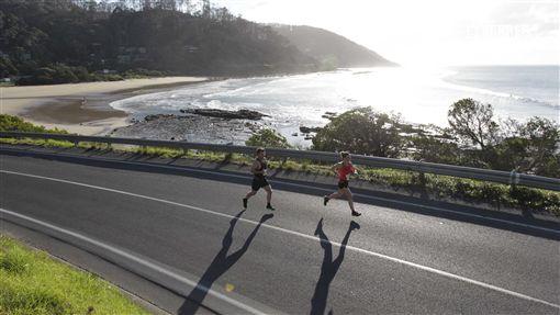 澳洲大洋路馬拉松。(圖/澳洲維多利亞州旅遊局提供)