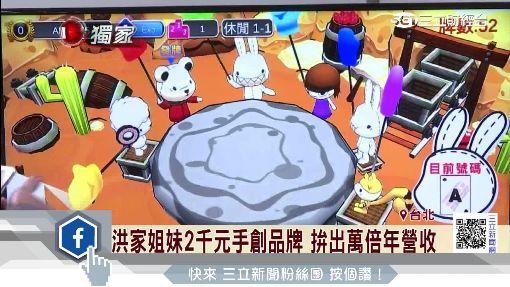 手創品牌跨界OTT! 咧嘴兔當MOD遊戲主角
