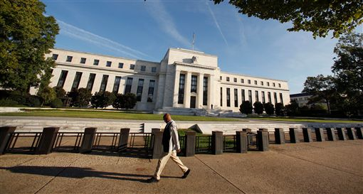 美國聯準會,Fed。路透社