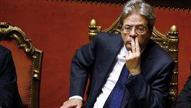 簡提洛尼,Paolo Gentiloni,義大利總理 (圖/美聯社/達志影像)