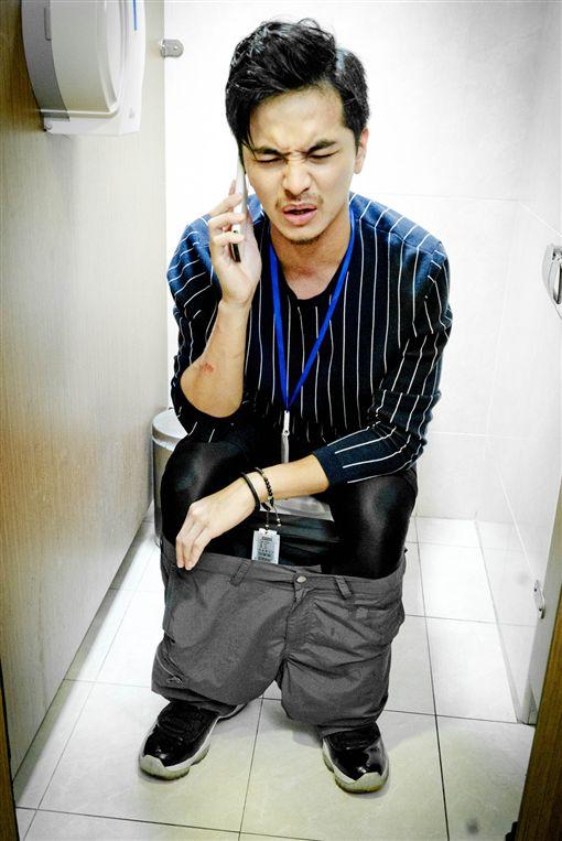 楊銘威《麥呆的劈腿日記》 圖/緯來電影提供