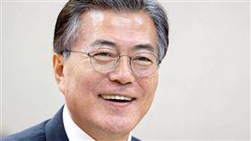 南韓最大在野黨民主黨前黨魁文在寅(圖/翻攝自文在寅臉書)