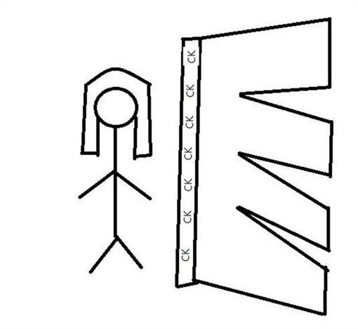 土豪哥,W飯店,小模命案,6XL,內褲,尺寸 圖/翻攝自PTT