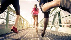 馬拉松,體育,体育,運動,衝刺, 慢跑, 跑步, 比賽,路跑(圖/shutterstock/達志影像)