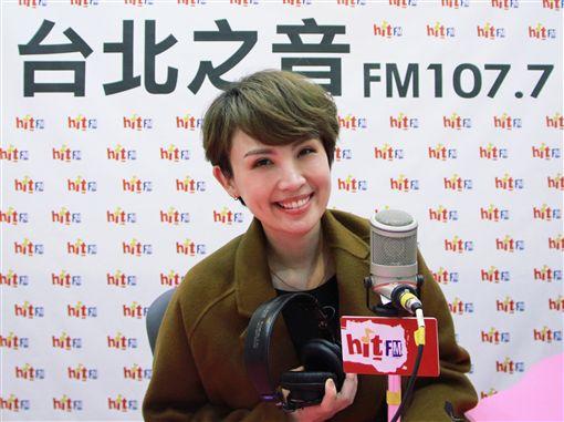 明年攻高蛋 娃娃:我現場比CD好聽 圖/HitFM提供