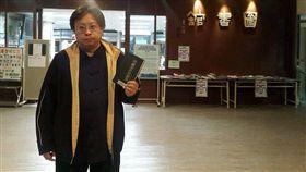 中華大學行政管理學系副教授曾建元(圖/翻攝自曾建元臉書)
