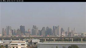 空氣汙染,PM2.5 圖/翻攝自環保署