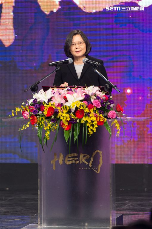 「2016 HERO @ TAIWAN台灣真英雄」頒獎典禮 圖/行銷公關部