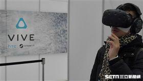 HTC VIVE VR虛擬實境 葉立斌攝