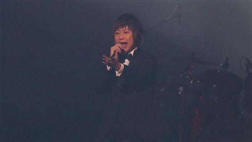 五月天MAYDAY《RE: Just Rock It 就是[自傳復刻版] 》演唱會(圖/中央社)
