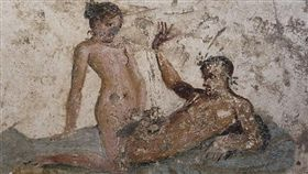壁畫,性愛,姿勢,妓院,義大利,羅馬,古城,龐貝,男妓,妓女,火山爆發,體位,簡介,古蹟(每日郵報 http://www.dailymail.co.uk/sciencetech/article-4010260/Fifty-shades-Pompeii-Erotic-wall-paintings-reveal-x-rated-services-offered-ancient-Italian-brothels.html)