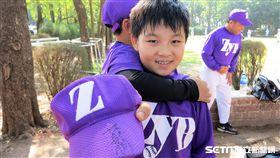 左營野球少年社區少棒(圖/記者王怡翔攝)