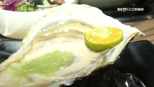 雞湯涮海鮮「補氣」 帝王蟹拚火烤吃到飽