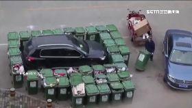 垃圾陣圍車1100