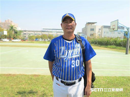 麗園少棒(圖/記者王怡翔攝)