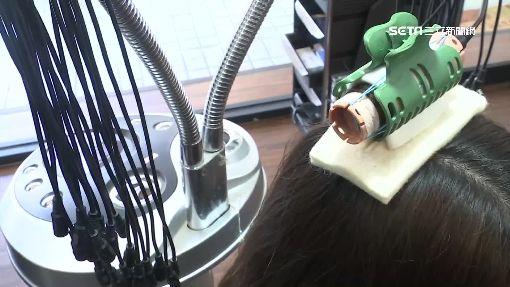 溫塑燙髮型蓬鬆好整理 過程需監控降溫
