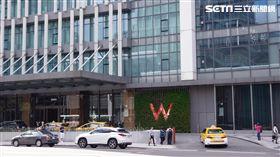 W飯店、W HOTEL、旅館 (圖/記者李鴻典攝影)