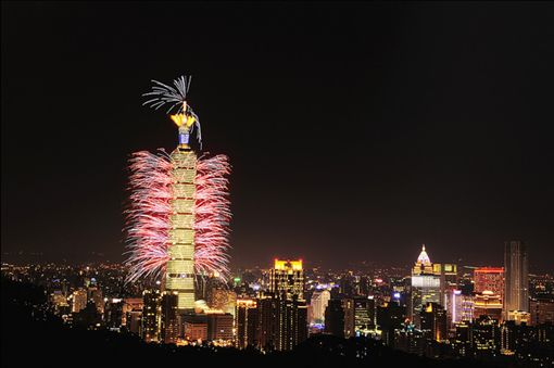 101煙火 圖/攝影者Sinchen.Lin, Flickr CC Licensehttps://flic.kr/p/qkjwqC