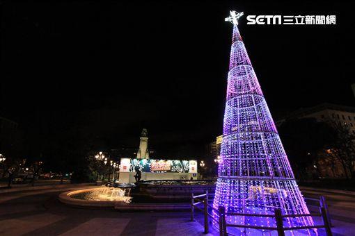 西班牙馬德里聖誕節,旅遊,聖誕市集。(圖/馬德里台灣鄉民團《Taiwaneses en Madrid》獨家提供)