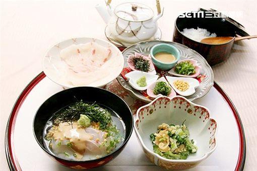 必吃最強茶泡飯!2016年日本第一早餐(圖/樂天旅遊)