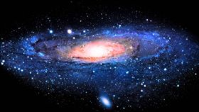 宇宙.銀河.大爆炸.浩瀚星空(圖/翻攝自YouTube - Roman Ilies)