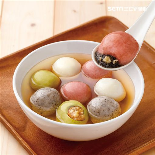 冬至吃湯圓、補冬 傳統元宵最受歡迎