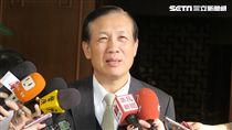 中華民國全國商業總會理事長賴正鎰。(記者盧素梅攝)