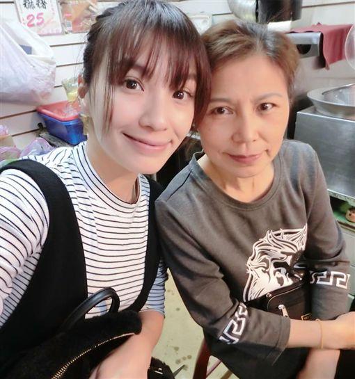 湘瑩,媽媽(圖/翻攝自王湘瑩臉書)