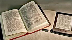 書本,書籍,閱讀,電子書(圖/Pixabay)