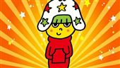 模範生點心餅第三代吉祥物(圖/翻攝自官網) https://www.oyatsu.co.jp/