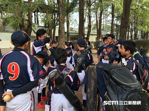 嘉義諸羅山盃,日本JBS選拔隊(圖/陳怡汝攝)