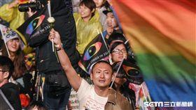 同志,婚姻平權,民法,反同,讓生命不再逝去,為婚姻平權站出來音樂會 圖/記者林敬旻攝