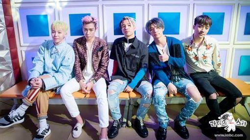 Radio Star,BigBang,爆料,MBC 圖/翻攝自MBC粉絲專頁