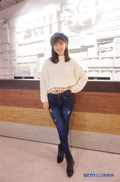 專訪/華流之星蘇雲鈺 「加入演藝圈是我的一場美好豔遇」 圖/記者王建棠攝影