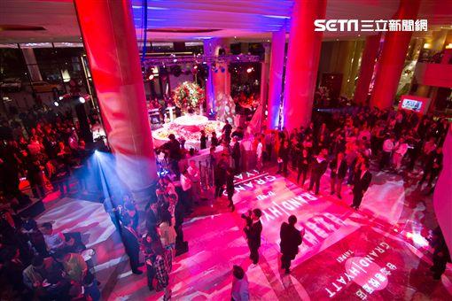 信義區,跨年,派對,飯店,台北君悅酒店,台北101。(圖/台北君悅提供)