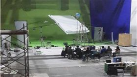 片場,拍戲,燈光師,打光,反光,PTT,助理 圖/翻攝自臉書