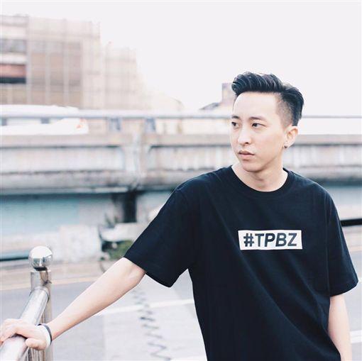容嘉弟弟小碌,圖/李洛洋臉書